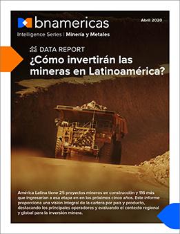 Reporte de Data: ¿Cómo invertirán las mineras e...