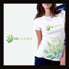 3d Leaves
