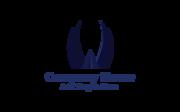 Elegant letter W
