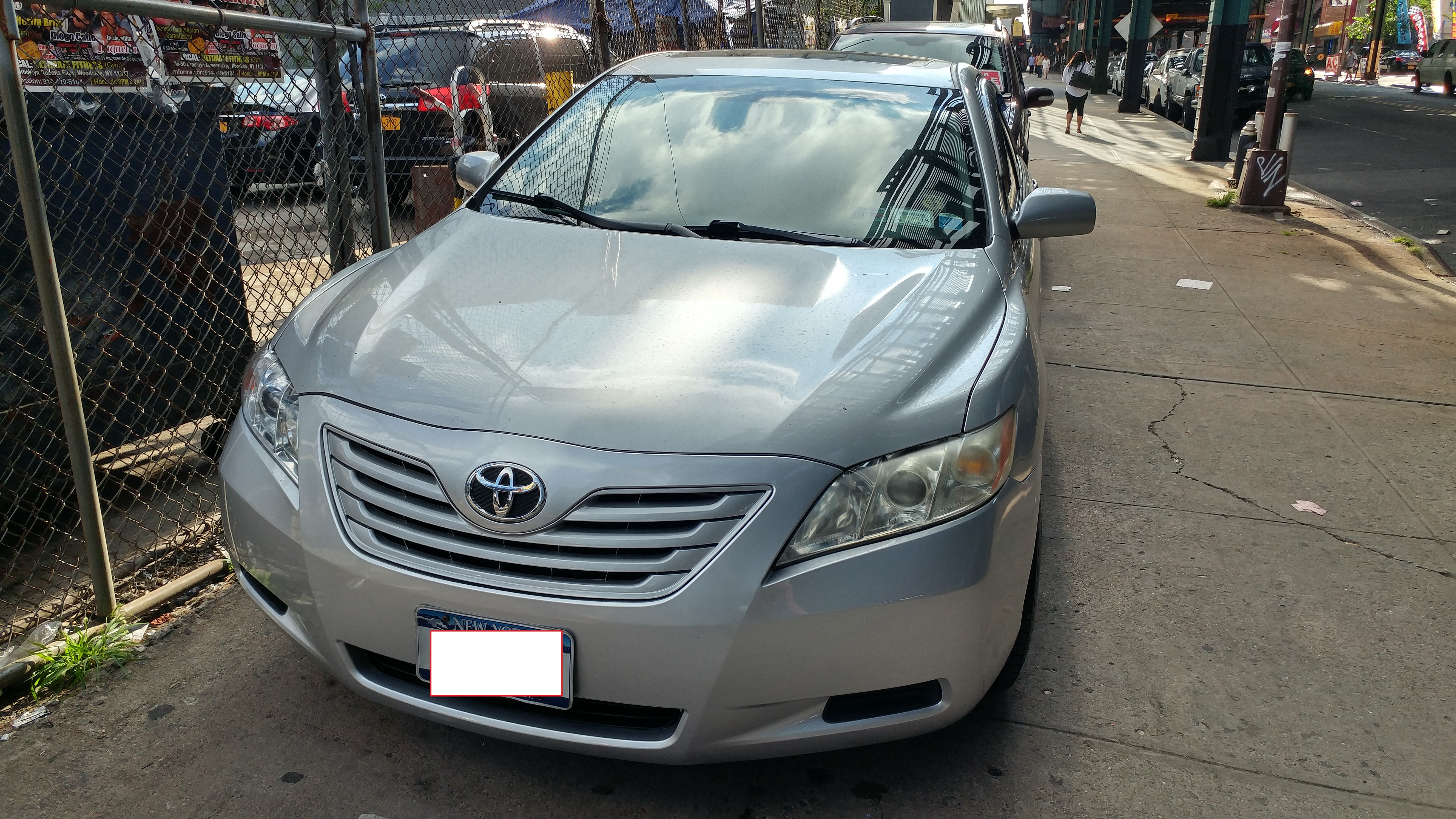 5 800 2008 toyota camry 124k miles heykorean 39 hey market 39 worldwide marketplace. Black Bedroom Furniture Sets. Home Design Ideas