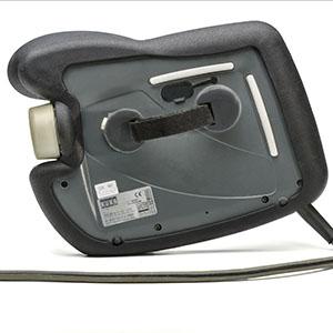 Photo of KUKA KRC-1 teach pendant bumper protector