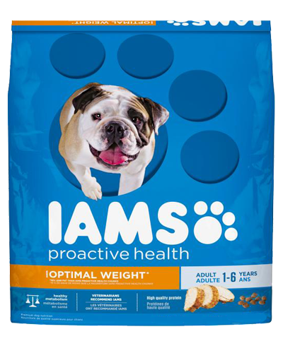 Picture of Iams ProActive Health Adult Optimal Weight - 5.7 lbs.