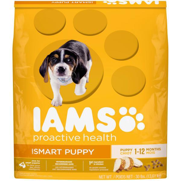 Picture of Iams ProActive Health Smart Puppy Original - 7 lbs.