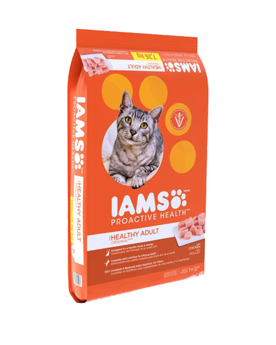 Picture of Iams ProActive Health Healthy Adult Original with Chicken - 7 lbs.