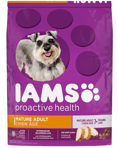 Picture of Iams ProActive Health Mature Adult - 7 lbs.