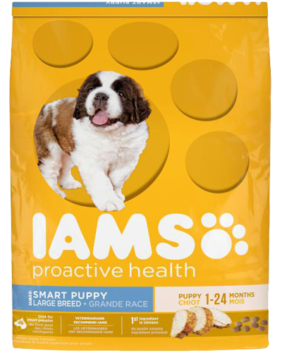 Picture of Iams ProActive Health Smart Puppy Large Breed - 17.5 lbs.
