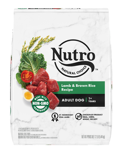 Picture of Nutro Wholesome Essentials Adult Pasture-Fed Lamb & Rice - 15 lbs.