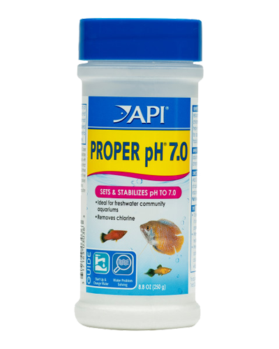 Picture of API Proper pH 7.0 Aquarium Water Treatment - 8.8 oz