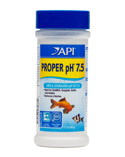 Picture of API Proper pH 7.5 Freshwater Stabilizer - 260 g