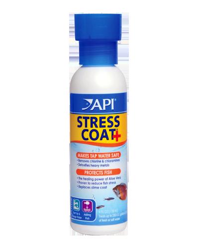 Picture of API Stress Coat Aquarium Water Conditioner - 4 oz