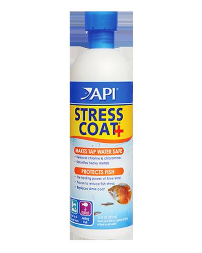 Picture of API Stress Coat Aquarium Water Conditioner - 16 oz
