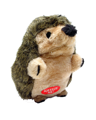 Picture of PetMate Booda Large Hedgehog Plush