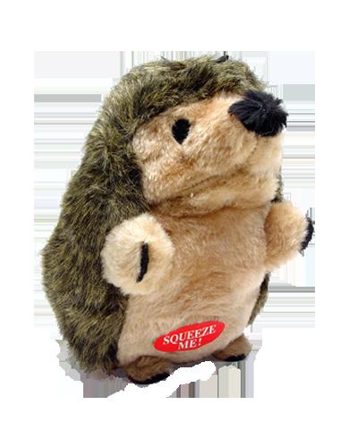 Picture of PetMate Booda Large Hedgehog Plush