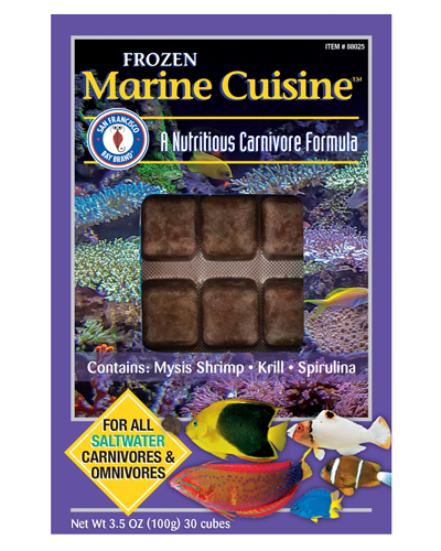 Picture of San Francisco Bay Brand Frozen Marine Cuisine - 3.5 oz.