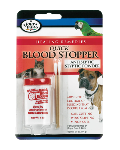 Picture of Four Paws Quick Blood Stopper Powder - .5 oz