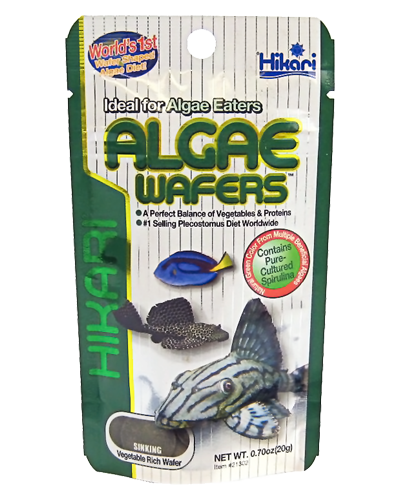 Picture of Hikari Algae Wafers - 0.70 oz.