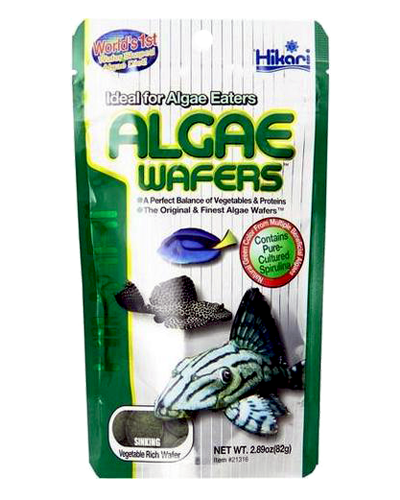 Picture of Hikari Algae Wafers - 2.89 oz.