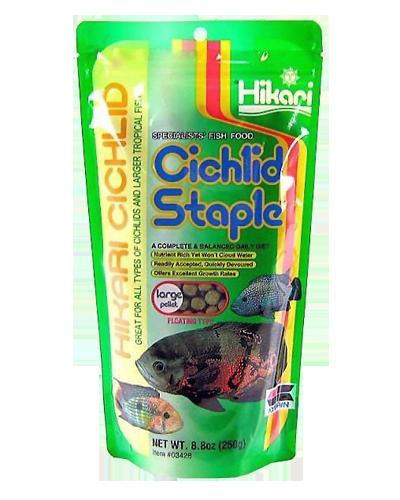 Picture of Hikari Cichlid Staple Large Pellet - 8.8 oz.