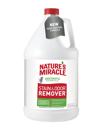 Picture of Nature's Miracle Stain & Odor Remover - 1 Gallon