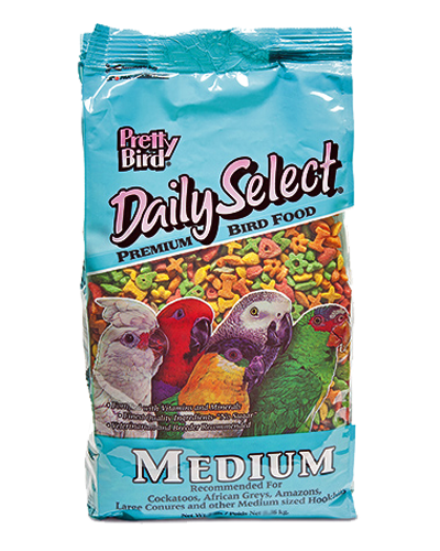 Picture of Pretty Bird Select for Medium Birds - 3 lb.
