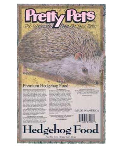 Picture of Pretty Pets Hedge Hog Food - 8 lb.