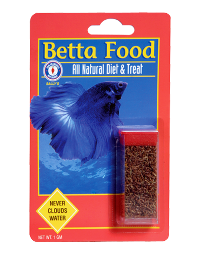 Picture of San Francisco Bay Brand Freeze-Dried Betta Food - 0.04 oz.