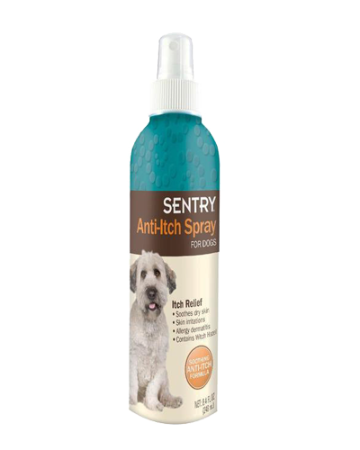Picture of Sentry Anti-Itch Spray - 8.4 oz