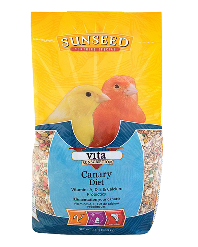 Picture of Sunseed Vita Sunscription Canary - 2.5 lb.