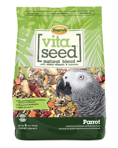 Picture of Higgins Vita Seed Parrot - 5 lb.