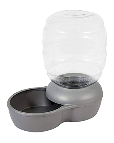 Picture of Petmate Replendish Waterer with Microban  2.5 Gallon - Pearl