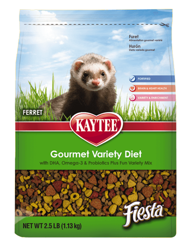 Picture of Kaytee Fiesta Ferret Food - 2.5 lb.