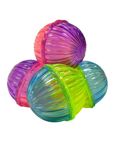 Picture of Ethical Spotnips Shimmer Balls - 4 Pack Assorted Colors