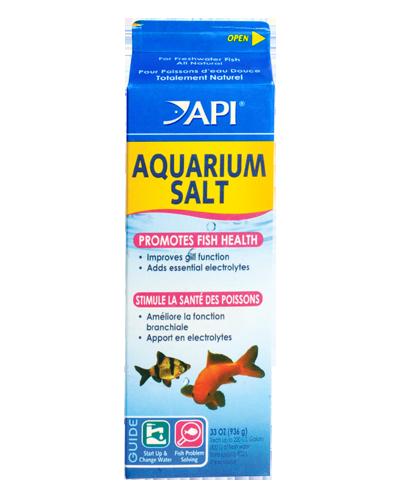 Picture of API Freshwater Aquarium Salt - 33 oz
