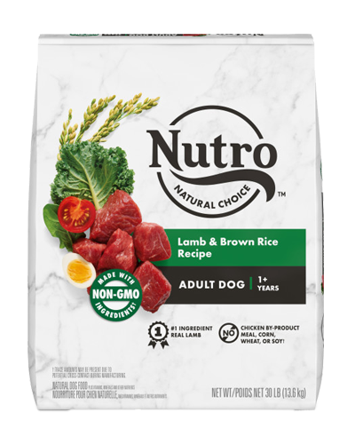 Picture of Nutro Wholesome Essentials Adult Pasture-Fed Lamb & Rice - 30 lbs.