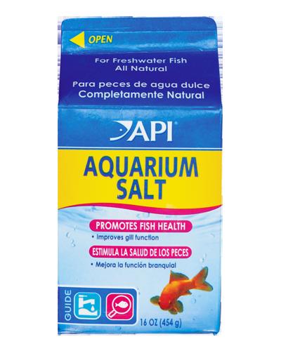 Picture of API Freshwater Aquarium Salt - 16 oz