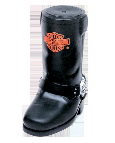 "Picture of Coastal Pet 6"" Harley-Davidson Vinyl Boot Toy"