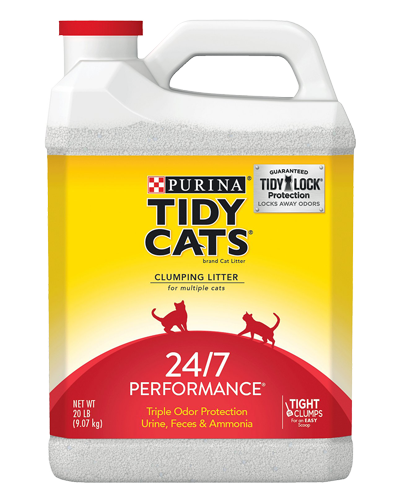 Picture of Purina Tidy Cats 24/7 Performance Cat Litter - 20 lb.