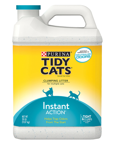 Picture of Purina Tidy Cats Instant Action Cat Litter - 20 lb.