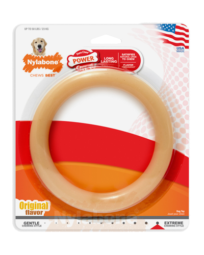 Picture of Nylabone Giant Power Chew DuraChew Ring - 6""