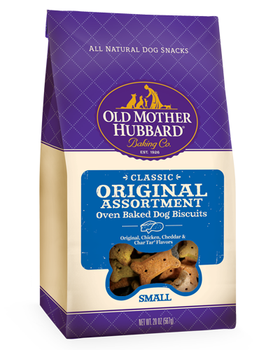 Picture of Old Mother Hubbard Classic Original Assortment Biscuits Small - 20 oz
