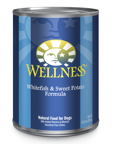 Picture of Wellness Complete Health Whitefish & Sweet Potato -12.5 oz.