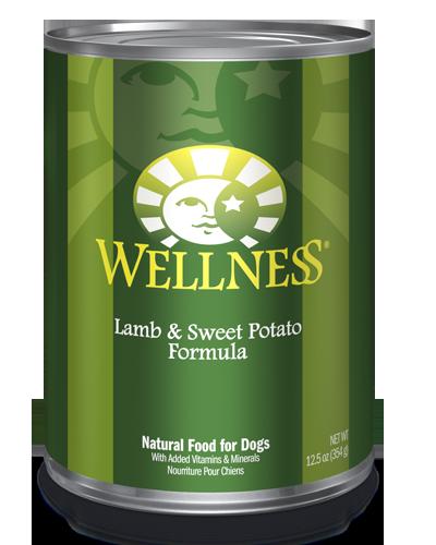 Picture of Wellness Complete Health Lamb & Sweet Potato -12.5 oz.