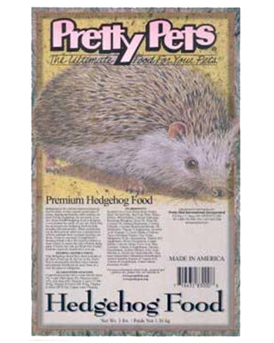 Picture of Pretty Pets Hedge Hog Food - 1 lb.