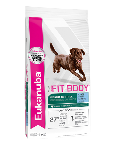 Picture of Eukanuba Adult Large Breed Weight Control Formula - 15 lb.