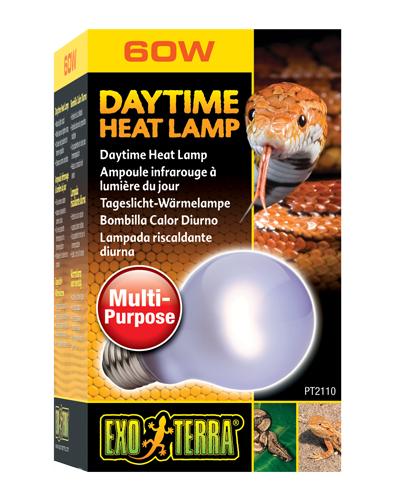 Picture of Exo Terra Sun-Glo Daytime Neodymium Heat Lamp - 60 Watt