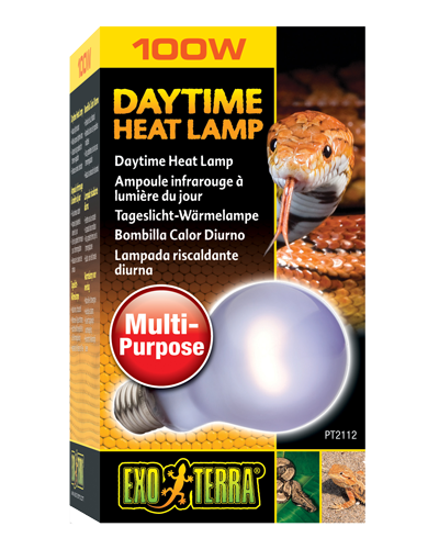Picture of Exo Terra Daytime Heat Lamp - 100 Watt