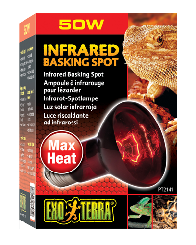 Picture of Exo Terra Infrared Basking Spot - 50 Watt
