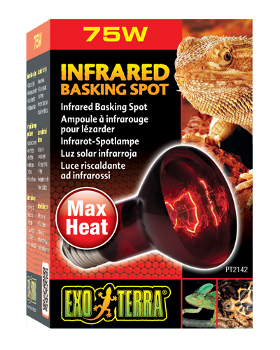 Picture of Exo Terra Infrared Basking Spot - 75 Watt