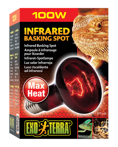 Picture of Exo Terra Infrared Basking Spot - 100 Watt