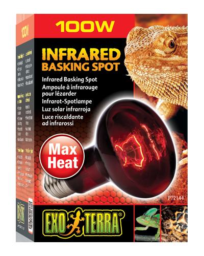 Picture of Exo Terra Infrared Basking Spot - 100 Watt